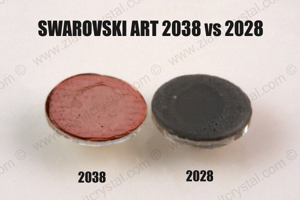 Swarovski 2038 vs 2028 Bottom