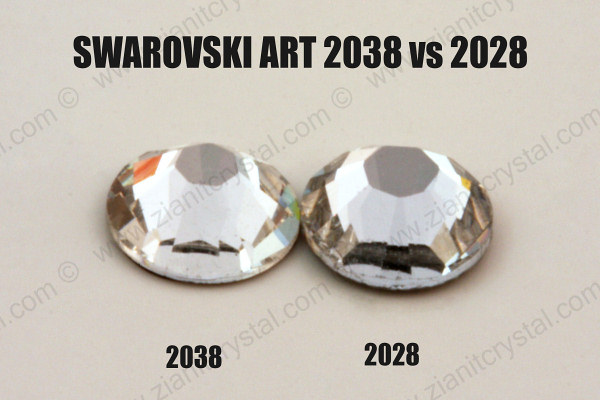 Swarovski 2038/2058 vs 2028 Top